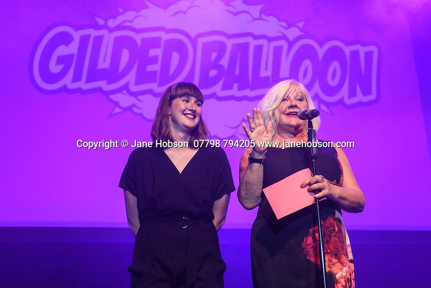 The Gilded Balloon launches its Edinburgh Festival Fringe 2016 programme. Picture shows: Katy Koren, Karen Koren