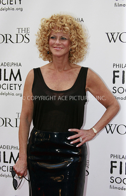WWW.ACEPIXS.COM . . . . .  ....August 27 2012, Philadelphia....Sharon Pinkenson at the Philadelphia premiere of 'The Words' at the Prince Music Theater August 27, 2012 in Philadelphia, Pennsylvania.....Please byline: William T. Wade jr- ACE PICTURES.... *** ***..Ace Pictures, Inc:  ..Philip Vaughan (212) 243-8787 or (646) 769 0430..e-mail: info@acepixs.com..web: http://www.acepixs.com