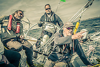 JP Morgan RTIR Yacht Race Highlights - Round The Island Race