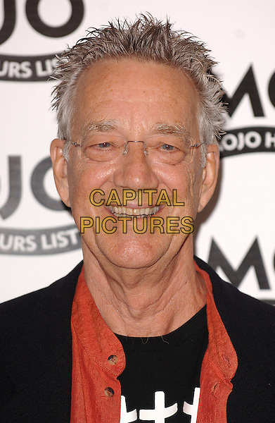 RAY MANZAREK - THE DOORS.The MOJO Honours List Ceremony, The Brewery,London, England..June 18th , 2007.headshot portrait glasses .CAP/BEL.©Belcher/Capital Pictures