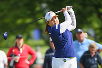 Inbee Park (KOR) watches her tee shot on 12 during the round 1 of the KPMG Women's PGA Championship, Hazeltine National, Chaska, Minnesota, USA. 6/20/2019.<br /> Picture: Golffile | Ken Murray<br /> <br /> <br /> All photo usage must carry mandatory copyright credit (© Golffile | Ken Murray)