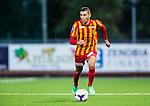 S&ouml;dert&auml;lje 2014-08-18 Fotboll Superettan Syrianska FC - Landskrona BoIS :  <br /> Syrianskas Gabriel Somi i aktion <br /> (Foto: Kenta J&ouml;nsson) Nyckelord:  Syrianska SFC S&ouml;dert&auml;lje Fotbollsarena Landskrona BoIS portr&auml;tt portrait