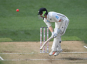 23rd March 2018, Eden Park, Auckland, New Zealand; International Test Cricket, New Zealand versus England, day 2;  BJ Watling