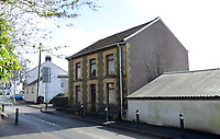 "Pictured: The house in Abercraf (Abercrave), south Wales, which is advertised for sale on Ebay.<br /> Re: Bargain hunters on eBay browsing at a house were bidding for nothing more than an email, it has been revealed.<br /> An auction on the website attracted bids of more than £10,000 for the home in Abercrave, but all was not what it seemed.<br /> The auction advertised a detached, three bedroom ""house for sale"" in Abercrave, in the Swansea Valley with ""very large grounds for possible extension to existing property, or potential for building plot subject to planning.""<br /> The description added: ""House is in village location close to schools, doctors, shops et cetera. Property fronts quiet main village road and backs onto the River Tawe, with fishing rights.""<br /> But it seems potential buyers had not read the full listing.<br /> At the bottom of the page the ad said: ""Auction is for property details via email or post""."