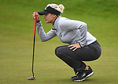 29th September 2017, Windross Farm, Auckland, New Zealand; LPGA McKayson NZ Womens Open, second;  Wales' Amy Boulden