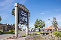 Fullerton Town Center Signage