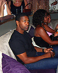 Denzel Washington with his wife Pauletta<br />