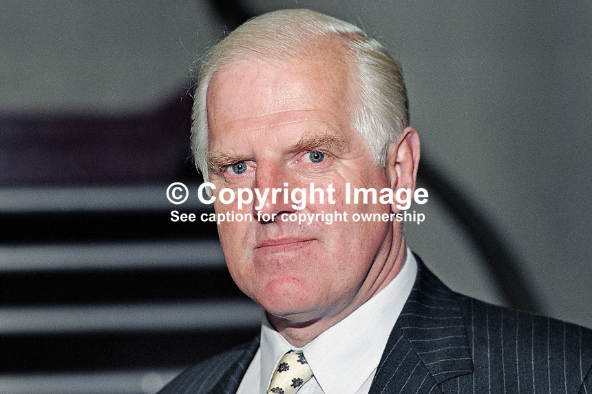 Tony Marlow, MP, Conservative Party, UK, 199510211.<br />