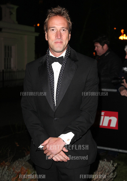 Ben Fogle arriving for The Sun Military Awards, at The Imperial War Museum, London. 06/12/2012 Picture by: Alexandra Glen / Featureflash