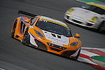Klaas Hummel/Adam Christodoulou/Phil Quaife/Tim Mullen - Lapidus Racing McLaren MP4-12C GT3