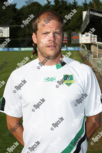2009-09-07 / Voetbal / seizoen 2009-2010 / Schoten SK / De Maeyer Kristof ..Foto: Maarten Straetemans (SMB)