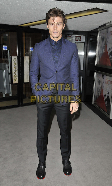 LONDON, ENGLAND - MARCH 16: Oliver Cheshire attends the &quot;Dior and I&quot; UK film premiere, Curzon Mayfair cinema, Curzon St., on Monday March 16, 2015 in London, England, UK. <br /> CAP/CAN<br /> &copy;CAN/Capital Pictures