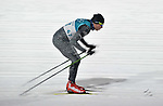 Mantas Strolia (LTU). Mens sprint classic qualification. Cross country skiing. Alpensia Croos-Country skiing centre. Pyeongchang2018 winter Olympics. Alpensia. Republic of Korea. 13/02/2018. ~ MANDATORY CREDIT Garry Bowden/SIPPA - NO UNAUTHORISED USE - +44 7837 394578