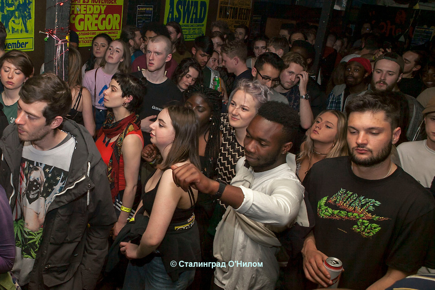 Soom-T, Live PA, Reggae Take Over, PST Private Members Club, Birmingham, 12th May 2017,