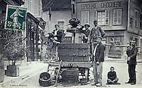 Europe/France/89/Yonne/AOC Chablis: Carte postale ancienne