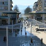 20080110 - France - Aquitaine - Pau<br /> LE CENTRE PIETONNIER DE PAU : LA PLACE CLEMENCEAU.<br /> Ref : PAU_030.jpg - © Philippe Noisette.