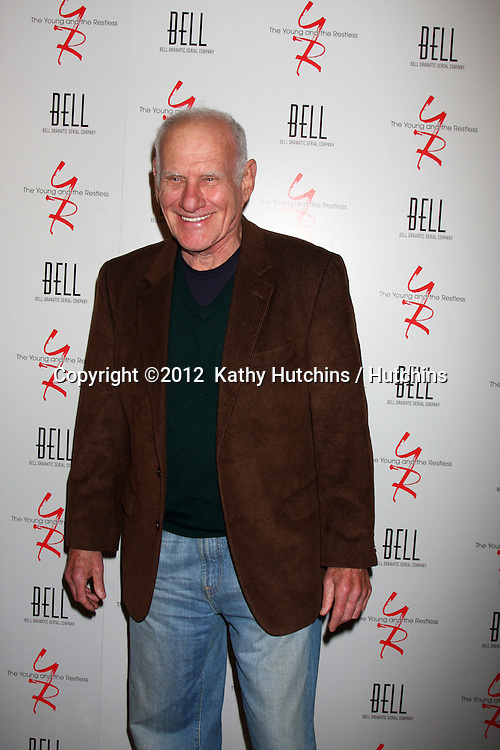 LOS ANGELES - MAR 16:  Michael Fairman arrives at the Young & Restless 39th Anniversary Party hosted by the Bell Family at the Palihouse on March 16, 2012 in West Hollywood, CA