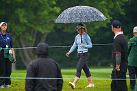Brooke M. Henderson (CAN) heads for the tee on 12 during round 4 of the KPMG Women's PGA Championship, Hazeltine National, Chaska, Minnesota, USA. 6/23/2019.<br /> Picture: Golffile | Ken Murray<br /> <br /> <br /> All photo usage must carry mandatory copyright credit (© Golffile | Ken Murray)