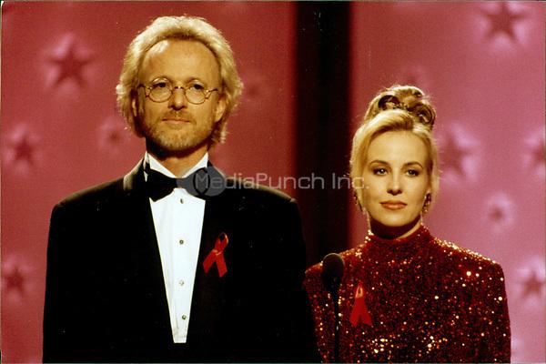 Toni Geary & Genie Francis 1993<br /> Photo By John Barrett-PHOTOlink.net / MediaPunch