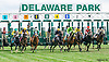 Moonlight Party winning at Delaware Park on 8/25/16