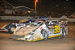 Feb 15, 2014; 9:27:00 PM; Gibsonton, FL., USA; The Lucas Oil Dirt Late Model Racing Series running The 38th Aannual WinterNationals at East Bay Raceway Park.  Mandatory Credit: (thesportswire.net)