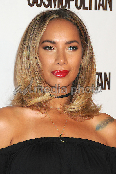 12 October 2015 - Hollywood, California - Leona Lewis. Cosmopolitan 50th Birthday Celebration held at Ysabel. Photo Credit: Byron Purvis/AdMedia