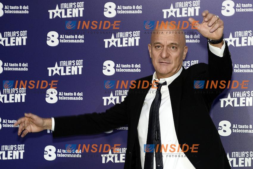 Milano 20-02-2017 - photocall trasmissione TV 'Italian's got talent' / foto Daniele Buffa/Image/Insidefoto  <br /> nella foto: Claudio Bisio