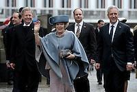 14.4.2011 Königin Beatrix der Niederlande besucht Dresden