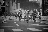 Scheldeprijs 2012..3rd passage; getting menacing overhead