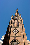 New York City, New York: Christ Church in lower Manhattan.  .Photo #: ny244-14612  .Photo copyright Lee Foster, www.fostertravel.com, lee@fostertravel.com, 510-549-2202.