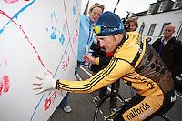 2009 Tour of Britain.Stage 3 - Peebles-Gretna.14 September 2009