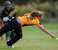 121123 Women's T20 Cricket - Wellington Blaze v Central Hinds
