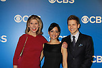 The Good Wife, Christine Baranski, Archie Panjabi and Matt Czuchry  - CBS Upfront 2012 at the Tent in Lincoln Center, New York City, New York. (Photo by Sue Coflin/Max Photos)