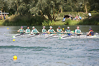 Race: 141: MasC/D 8+  Final<br /> <br /> Peterborough Summer Regatta 2017 - Sunday<br /> <br /> To purchase this photo, or to see pricing information for Prints and Downloads, click the blue 'Add to Cart' button at the top-right of the page.