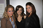 One Life To Live Kristen Alderson, Kelley Missal, Brittany Anderson at My Big Gay Italian Wedding on March 18, 2011  at St. Luke's Theatre, New York City, New York. (Photo by Sue Coflin/Max Photos)