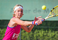 Etten-Leur, The Netherlands, August 27, 2017,  TC Etten, NVK, Mireille Bink (NED)<br /> Photo: Tennisimages/Henk Koster