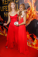 MALLORCA, SPAIN &ndash; AUGUST 02:Anna Ermakova and Angela Ermakova attend the Remus Lifestyle party 2018 at the Llaut hotel in Palma de Mallorca, Spain on the 2nd of August of 2018.  ***NO SPAIN***<br /> CAP/MPI/RJO<br /> &copy;RJO/MPI/Capital Pictures