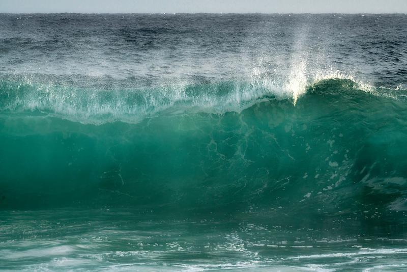 Waves of Kauai, Hawaii
