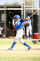Daniel Mateo - Kansas City Royals - 2010 Instructional League.Photo by:  Bill Mitchell/Four Seam Images..
