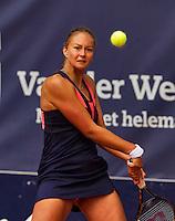 07-09-13,Netherlands, Alphen aan den Rijn,  TEAN, Tennis, Tean International Tennis Tournament 2013, Tean International ,   Lesley Kerkhove (NED)<br /> Photo: Henk Koster