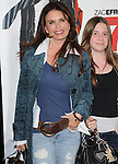 Roma Downey & daughter at The Newline Cinema & Warner Brothers L.A. Premiere of 17 Again held at The Grauman's Chinese Theatre in Hollywood, California on April 14,2009                                                                     Copyright 2009 RockinExposures