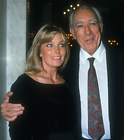 Bo Derek, Anthony Quinn, 1990, Photo By Michael Ferguson/PHOTOlink