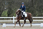 Class 4. British Dressage. Brook Farm training centre. Stapleford abbots. Essex. 10/03/2018. ~ MANDATORY CREDIT Garry Bowden/SIPPA - NO UNAUTHORISED USE - +44 7837 394578