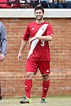 29 November 2015: Indiana's Derek Creviston. The Wake Forest University Demon Deacons hosted the Indiana University Hoosiers at Spry Stadium in Winston-Salem, North Carolina in a 2015 NCAA Division I Men's Soccer Tournament Third Round match. Wake Forest won the game 1-0.