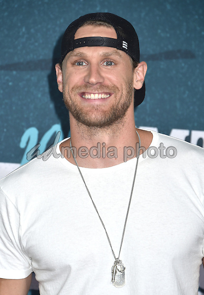 10 June 2015 - Nashville, Tennessee - Chase Rice. 2015 CMT Music Awards held at Bridgestone Arena. Photo Credit: Laura Farr/AdMedia