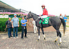 Luvin Bullies winning at Delaware Park on 7/13/15