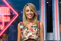 Spanish actress Ana Simon during the presentation of the new season of the tv show · El Hormiguero · of Antena 3 channel. September 01, 2016. (ALTERPHOTOS/Rodrigo Jimenez) NORTEPHOTO