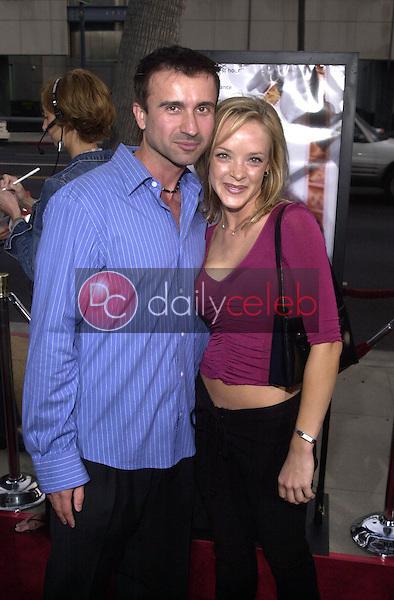 Luciano Saber and Racquel Baldwin