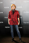 Nathalie Poza attends to IQOS3 presentation at Palacio de Cibeles in Madrid. February 10,2019. (ALTERPHOTOS/Alconada)