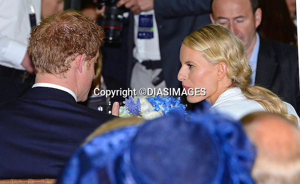 "PRINCE HARRY AND KAROLINA KURKOVA.chat at the lunch prior to the Sentabale Charity Polo Match at the Greenwich Polo Club, Conneticut_15/05/2013.Prince Harry is on a week long USA visit the includes Washington, Denver, Colorado Springs, New Jersey, New York and Conneticut..Mandatory credit photo:©DIASIMAGES..NO UK USE UNTIL 11/06/2013.(Failure to credit will incur a surcharge of 100% of reproduction fees)..**ALL FEES PAYABLE TO: ""NEWSPIX  INTERNATIONAL""**..Newspix International, 31 Chinnery Hill, Bishop's Stortford, ENGLAND CM23 3PS.Tel:+441279 324672.Fax: +441279656877.Mobile:  07775681153.e-mail: info@newspixinternational.co.uk"